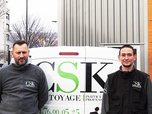 CSK Nettoyage Grenoble
